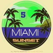 Miami Sunset, Vol. 5 von Various