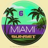 Miami Sunset, Vol. 6 von Various
