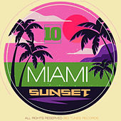 Miami Sunset, Vol. 10 de Various