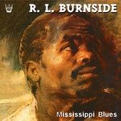 Mississippi Blues by R.L. Burnside