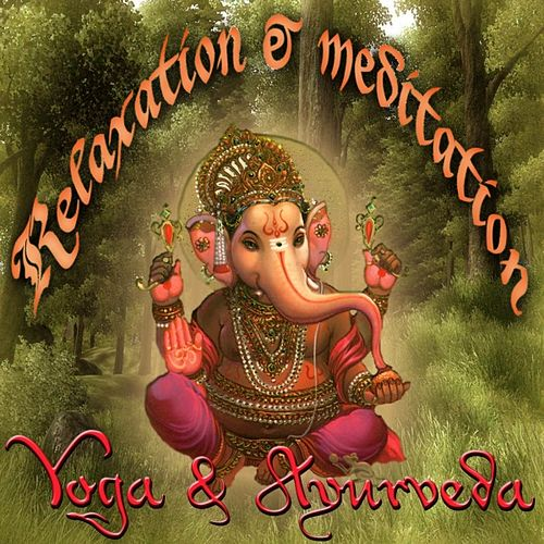 Relaxation & Meditation: Yoga & Ayurveda by Various Artists