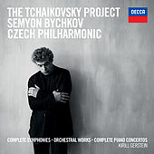 Tchaikovsky: Complete Symphonies and Piano Concertos by Czech Philharmonic