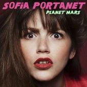 Planet Mars by Sofia Portanet