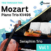 Mozart: Piano Trio KV 496 (Trio Through Time, Vol. 1) von Seraphim Trio
