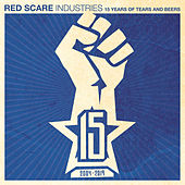 Red Scare Industries: 15 Years of Tears and Beers by Various Artists