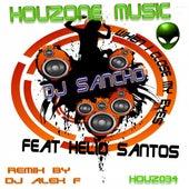 When I Close My Eyes (feat. Helio Santos) by Dj Sancho
