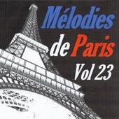 Mélodies de Paris, vol. 23 by Various Artists