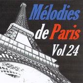 Mélodies de Paris, vol. 24 by Various Artists