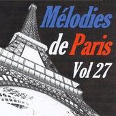 Mélodies de Paris, vol. 27 by Various Artists