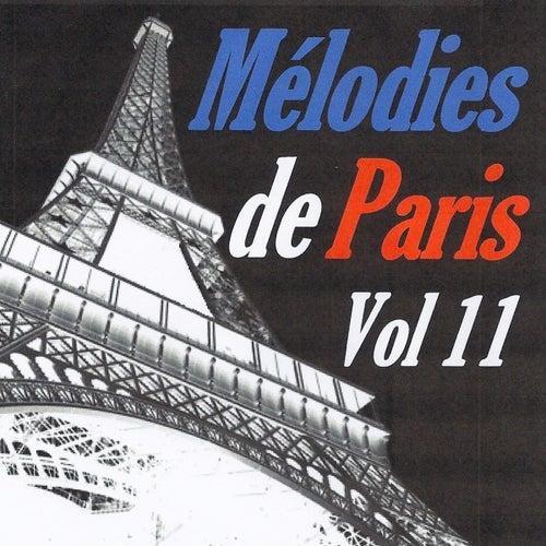 Mélodies de Paris, vol. 11 by Various Artists