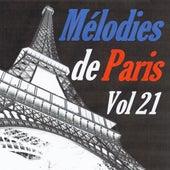 Mélodies de Paris, vol. 21 by Various Artists