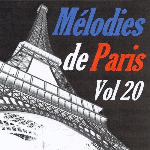 Mélodies de Paris, vol. 20 by Various Artists
