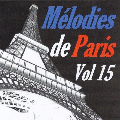 Mélodies de Paris, vol. 15 by Various Artists