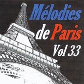 Mélodies de Paris, vol. 33 by Various Artists