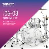 Grades 6-8 Drum Kit Pieces & Exercises for Trinity College London Exams 2020-2023 de Various Artists