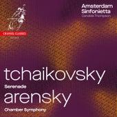 Amsterdam Sinfonietta - Tchaikovsky / Arensky by Amsterdam Sinfonietta