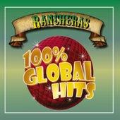 100% Global Hits Rancheras van Various Artists