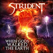When Gods Walked the Earth by Strident