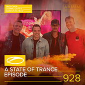 ASOT 928 - A State Of Trance Episode 928 (Cosmic Gate & Markus Schulz Take-over) van Various Artists