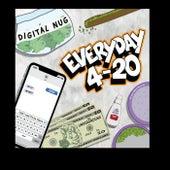 Digital Nug (Everyday 4-20) by DOM