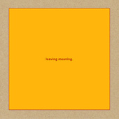 Leaving Meaning de Swans