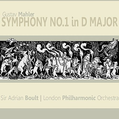 Mahler: Symphony No. 1 in D Major by London Philharmonic Orchestra