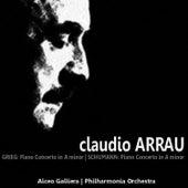 Grieg: Piano Concerto in A Minor - Schumann: Piano Concerto in A Minor von Claudio Arrau