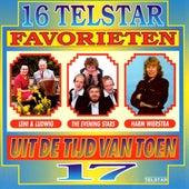 16 Telstar Favorieten uit de Tijd van Toen, Vol. 17 von Various Artists