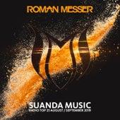 Suanda Music Radio Top 25 (August / September 2019) - EP de Various Artists