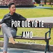 Por Que Yo Te Amo (En Vivo) von Nicolás Parra