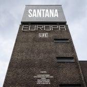 Europa (Live) van Santana