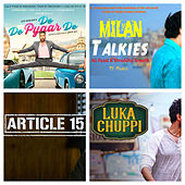 4 in 1 Bollywood Movie Collection by Various Artists