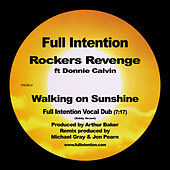 Walking On Sunshine (Full Intention Vocal Dub) de Rocker's Revenge