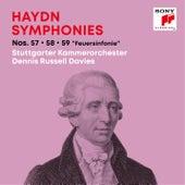 Haydn: Symphonies / Sinfonien Nos. 57, 58, 59