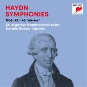 Haydn: Symphonies / Sinfonien Nos. 42, 43