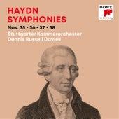 Haydn: Symphonies / Sinfonien Nos. 35, 36, 37, 38