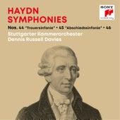 Haydn: Symphonies / Sinfonien Nos. 44