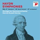 Haydn: Symphonies / Sinfonien Nos. 47