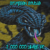 1 000 000 Years BC (Cover) by Stimsson Studio
