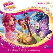 Folge 35: Bluebardo in Not / Der riesengroße Schmetterling (Das Original-Hörspiel zur TV-Serie) von Mia and Me
