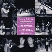 Fanny & Felix Mendelssohn: Chamber Works for Strings von Malin Broman