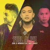 Feel Alive (feat. Max Landry) de The Window