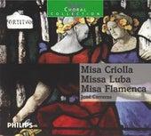 Missa Criolla / Misa Luba / Missa Flamenca by Various Artists