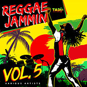 Reggae Jammin, Vol. 5 de Various Artists