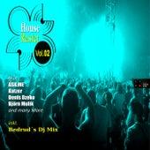 HouseRaster, Vol. 02 - EP de Various Artists