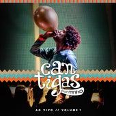 Cantigas (Ao Vivo) by Ponttinho