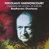 Beethoven : Overtures (Maestro) by Nikolaus Harnoncourt