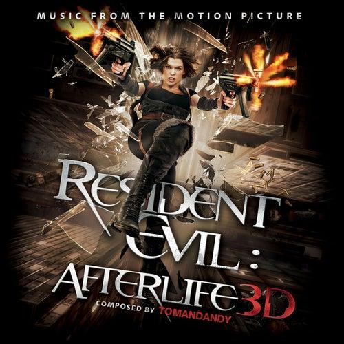 Resident Evil: Afterlife by Tomandandy