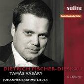 Dietrich Fischer-Dieskau sings Brahms von Dietrich Fischer-Dieskau