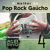 O Melhor do Pop Rock Gaúcho - Os Sucessos da Antídoto, Vol. 4 by Various Artists